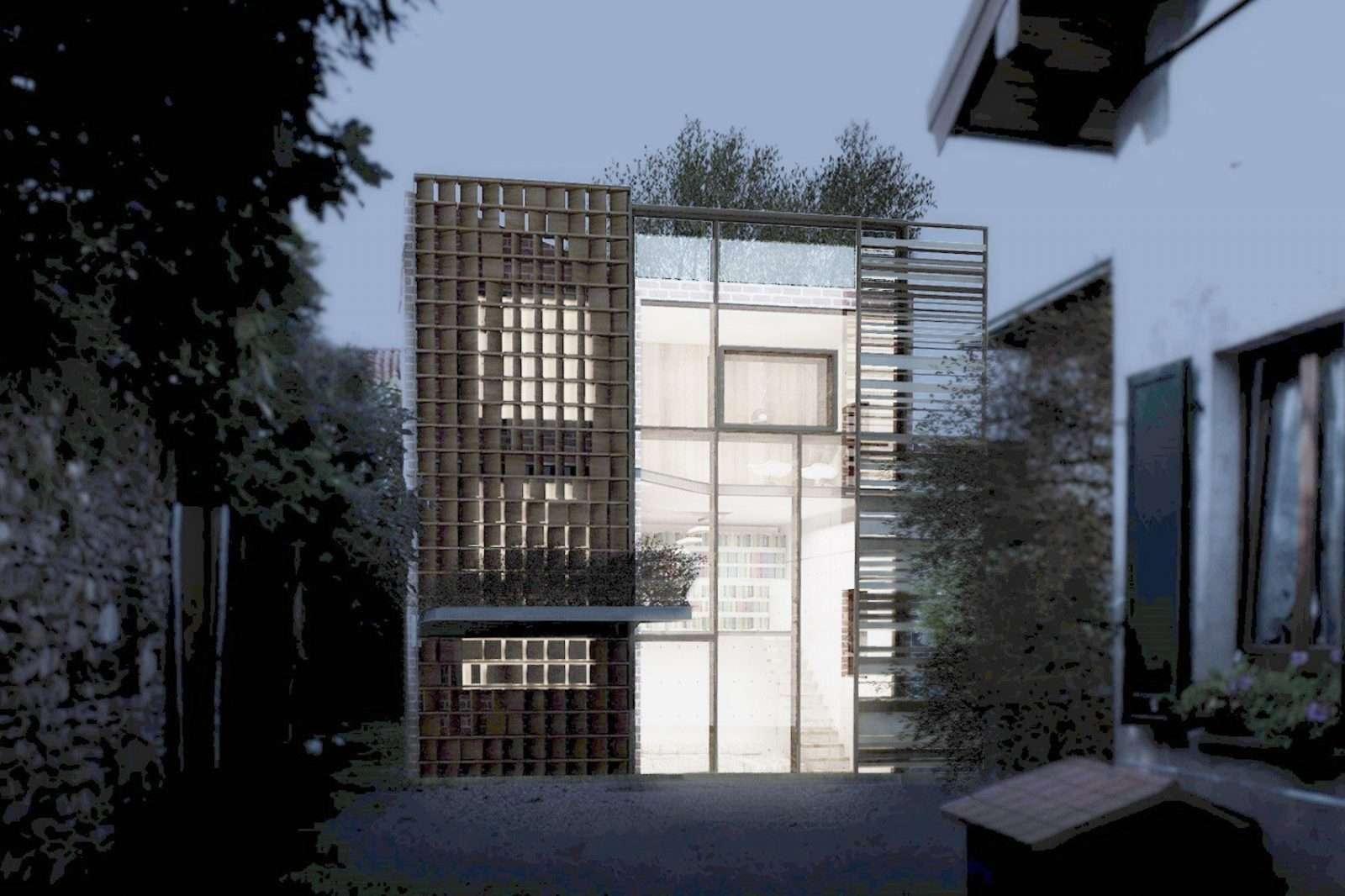 progetto villa monofamiliare a gallarate (VA)