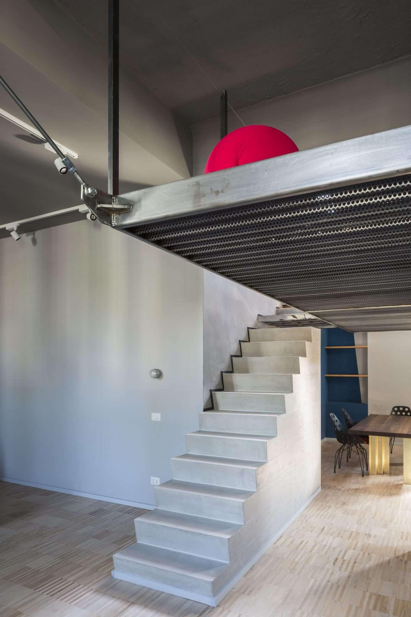 interior design milano DVDV architetti